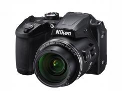 Фотоапарат Nikon Coolpix B500 Black +  Калъф Nikon CS-P08