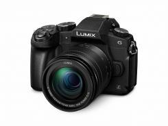 Фотоапарат Panasonic G80 Black + 12-60 Power OIS