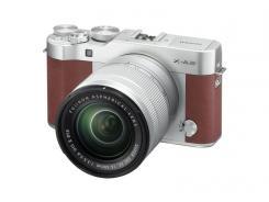 Фотоапарат Fujifilm X-A3 Brown kit XC 16-50 II