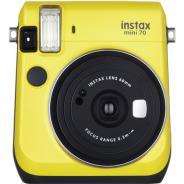 Моментален фотоапарат Fujifilm Instax mini 70 Yellow