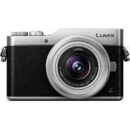 Фотоапарат Panasonic GX800 Silver + Обектив LUMIX G VARIO 12-32mm f/3.5-5.6 ASPH. MEGA O.I.S.