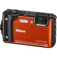 Фотоапарат Nikon COOLPIX W300 Orange