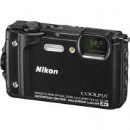 Фотоапарат Nikon COOLPIX W300 Black