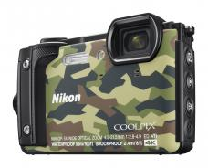 Фотоапарат Nikon COOLPIX W300 Camouflage