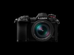 Фотоапарат Panasonic Lumix G9 Black + Обектив Panasonic LEICA DG VARIO-ELMARIT 12-60mm f/2.8-4 ASPH. POWER O.I.S.