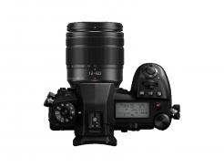 Фотоапарат Panasonic Lumix G9 Black + Обектив Panasonic Lumix G VARIO 12-60mm f/3.5-5.6 ASPH. POWER O.I.S. +  Батерия Panasonic DMW-BLF19E