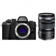 Фотоапарат Olympus OM-D E-M10 Mark II Black тяло + Обектив Olympus M.Zuiko Digital ED 12-50mm f/3.5-6.3 EZ