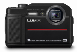 Фотоапарат Panasonic Lumix DMC-FT7 Black