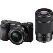 Фотоапарат Sony Alpha A6100 kit (16-50mm OSS + 55-210mm OSS)