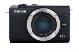 Фотоапарат Canon EOS M200 тяло + Обектив Canon EF-M 15-45mm f/3.5-6.3 IS STM Black