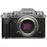 Фотоапарат Fujifilm X-T4 Silver тяло