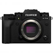 Фотоапарат Fujifilm X-T4 Black тяло