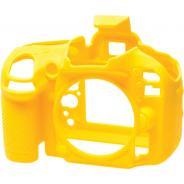 Силиконов протектор EasyCover за Nikon D600/D610 Yellow