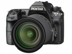 Фотоапарат Pentax K-3 II Kit HD DA 16-85mm WR