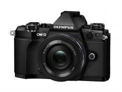 Фотоапарат Olympus OM-D E-M5 II Black Kit (14-42mm EZ Black)