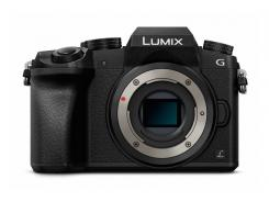 Фотоапарат Panasonic Lumix DMC-G7 Black Body