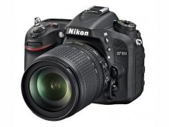 Фотоапарат Nikon D7100 kit (18-105mm VR)