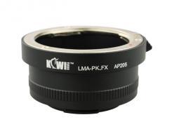 Адаптер KIWIfotos Pentax K - Fujifilm X (LMA-PK_FX)