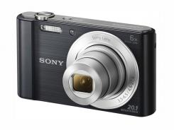 Фотоапарат Sony Cyber-Shot DSC-W810 Black + Памет SDHC Sony 8GB