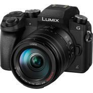 Фотоапарат Panasonic Lumix G7 Black + обектив Panasonic Lumix G Vario 14-140mm f/3.5-5.6 ASPH. POWER O.I.S.