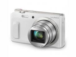 Фотоапарат Panasonic Lumix DMC-TZ57 White