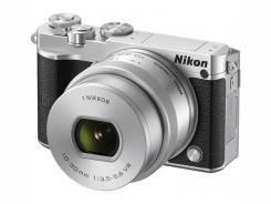 Фотоапарат Nikon 1 J5 Silver kit (10-30mm VR PD-ZOOM)