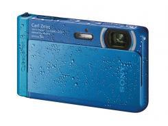 Фотоапарат Sony Cyber-Shot DSC-TX30 Blue + Памет microSDHC/SDXC UHS-I Sony 8GB
