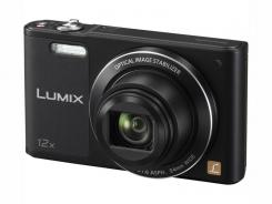 Фотоапарат Panasonic Lumix DMC-SZ10 Black