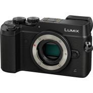 Фотоапарат Panasonic Lumix GX8 Body Black +  Батерия Li-Ion Panasonic DMW-BLC12