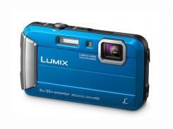 Фотоапарат Panasonic Lumix DMC-FT30 Blue