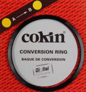Преходник Cokin Step Up Ring 37-43mm