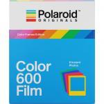 Моментален филм Polaroid 600 Color - цветни рамки