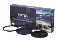 Комплект филтри Hoya Digital Kit II 58mm